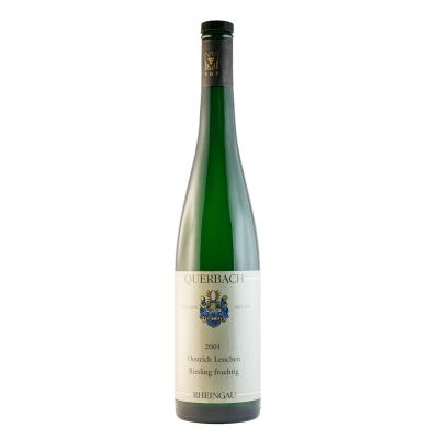2001 Querbach Oestrich Lenchen Riesling Fruchtig Weisswein | 0116