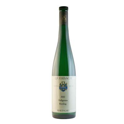 2002 Querbach Hallgarten Riesling Weisswein | 0208