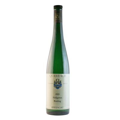 2003 Querbach Hallgarten Riesling Weisswein | 0306