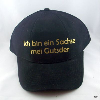 Basecap Sachsen \