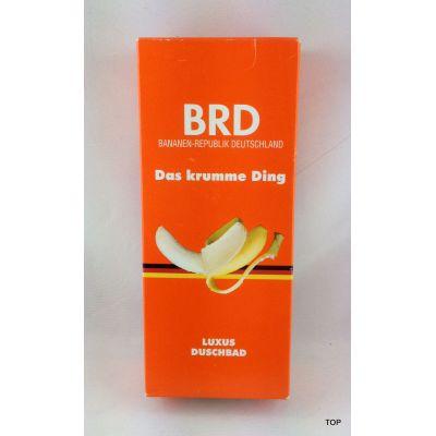 BRD Luxus-Duschbad Bananen Republik Deutschland Das krumme Ding zum Geburtstag | NM-26074 / EAN:4005691260746