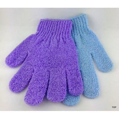 Peeling Handschuh Waschhandschuh Massagehandschuh Beauty und Gesundheit Körperpflege | 9874 / EAN:4015861098741