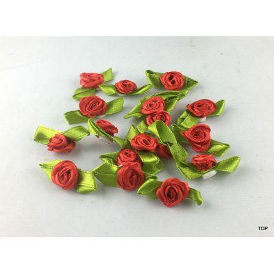 Rosen Aufkleber 18tlg Set romantische Rosen | 42012 / EAN:4015861420122