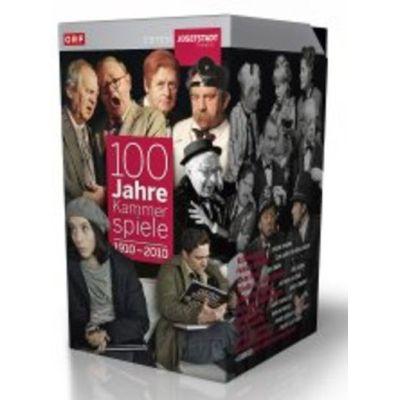100 Jahre Kammerspiele 11 DVDs  | 522607dre / EAN:9006472016090