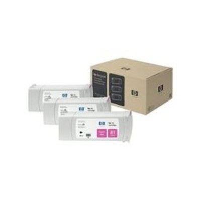 81 680 ml-Tintenpatronen Magenta (3er-Packung) | 95002751DRE / EAN:0808736596497
