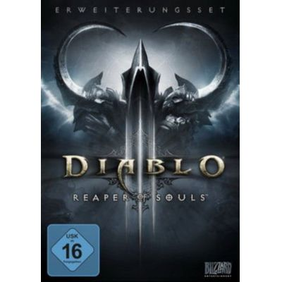Diablo III - Reaper of Souls | CDR9914gross / EAN:5030917140952