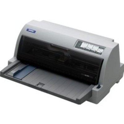 Epson Nadeldrucker / LQ-690 / 106 Zeichen/Zeile / 128 kB / 12 Monate Carry in | 95043975dre / EAN:8715946429939