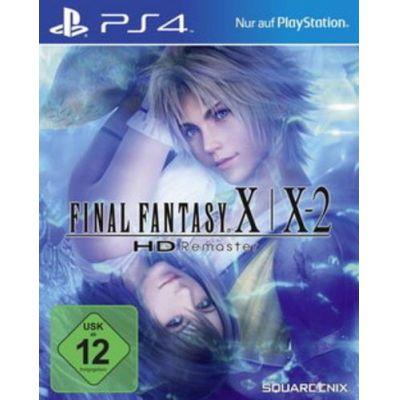Final Fantasy X/X-2 HD Remaster | PS40256gross / EAN:5021290000056