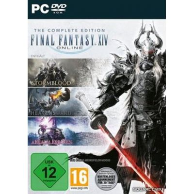 Final Fantasy XIV Complete Edition | CDR11295gross / EAN:5021290077317