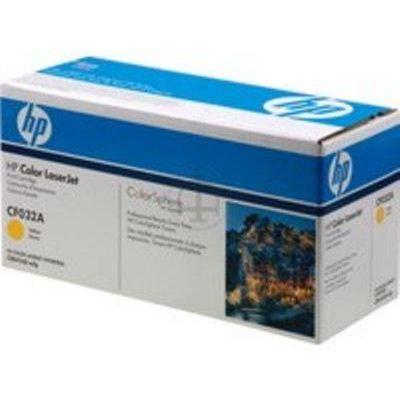 HP Colour LaserJet CF032A Original Toner gelb Standardkapazität 11.000 Seiten 1er-Pack   CF032Adre