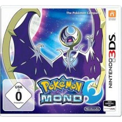 Pokemon Mond | NDS3D0645gross / EAN:0045496473556