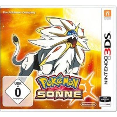 Pokemon Sonne | NDS3D0643gross / EAN:0045496473440