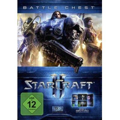 StarCraft II Battlechest 2.0 | CDR11187gross / EAN:5030917207792
