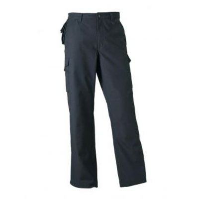 "Strapazierfähige Workwear-Hose Länge 32"" Convoy Grey 46"" (117cm) | 11493082drops"