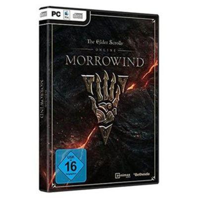 The Elder Scrolls Online: Morrowind   CDR11260gross / EAN:5055856414223