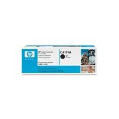 Toner HP C4191A schwarz LaserJet 45xx | 215723dre / EAN:0088698229125