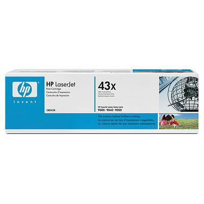 Toner HP C8543X LaserJet 9000 | 2151445drops / EAN:0725184659522