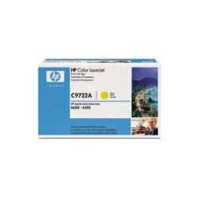 Toner HP C9722A gelb LaserJet 4600 | 215665dre / EAN:0088698394779