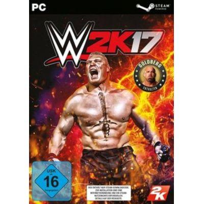 WWE 2K17 | CDR11116gross / EAN:5026555065429