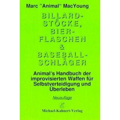 Billardstöcke, Bierflaschen & Baseballschläger | BIL / EAN:9783933253088
