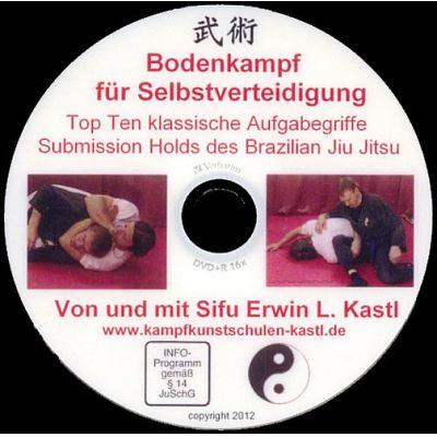 Bodenkampf für Selbstverteidigung | KKSUB