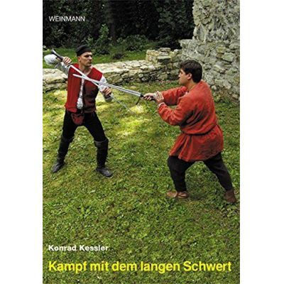 Kampf mit dem langen Schwert | KESSLER / EAN:9783878920915
