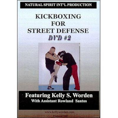 Kickboxing for Street Defense 2   KBFSD2DVD
