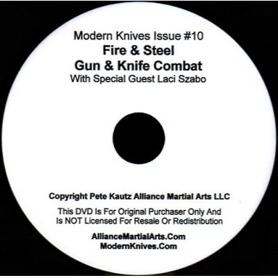 Modern Knives 10 | MK10DVD