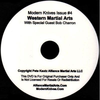 Modern Knives 4   MK4DVD