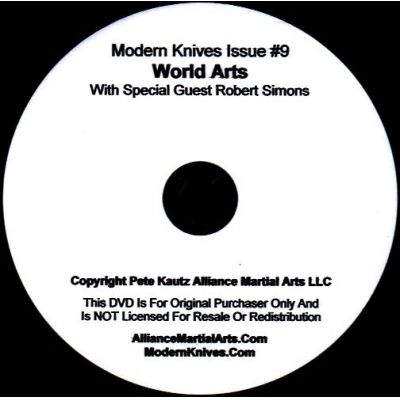 Modern Knives 9 | MK9DVD