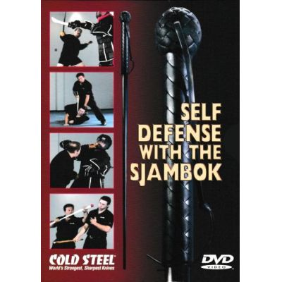 Self Defense with the Sjambok | CSVDFSK / EAN:0705442006398