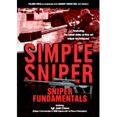 Simple Sniper: Sniper Fundamentals   SSNIP2DVD / EAN:0705105071800