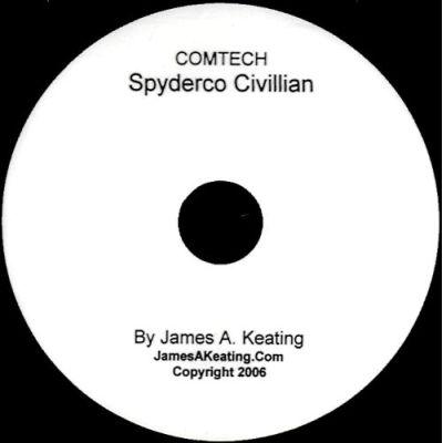 Spyderco Civilian | CIVILIAN