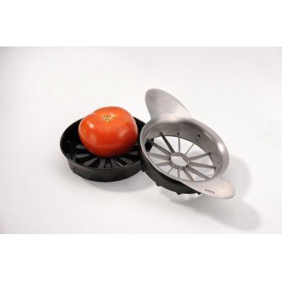 Apfelschneider Tomatenteiler schneiden teilen Pomo Edelstahl | 899 / EAN:4006664135702