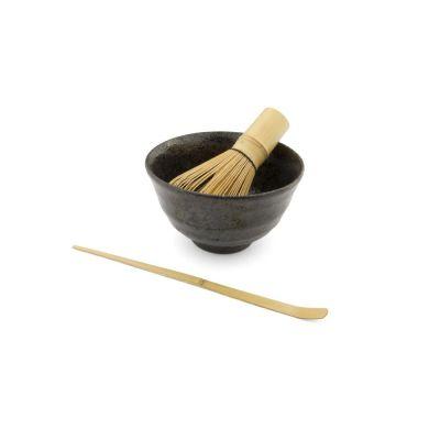 Asia Matcha Tee Set Geschenkbox Zubereitung grüner Tee Geschenkset Tasse   5649 / EAN:8711871010013