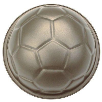 Backform Pepe, der Fußball, mit 5-Eck-Ausstechform backen Form Kuchenform Kuchen Teigform Springform | 2788 / EAN:4018598614048