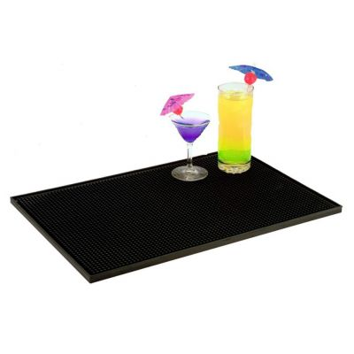 Barmatte Abtropfmatte Thekenmatte Gläsermatte Gläserabtropfmatte Glasabtropfmatte Gummimatte | 7181 / EAN:4003625037006