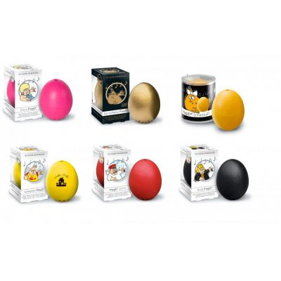 Brainstream PiepEi verschiedene Modelle Eierkocher 3 Härtegrade Frühstücksei Piep-Eier Timer | 8839
