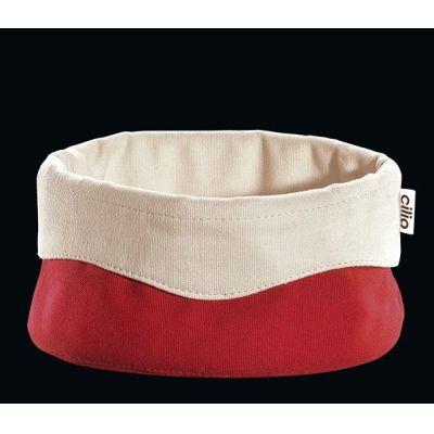 Brottasche rot groß Brotkorb Brotaufbewahrung Tasche Schale Korb Brot | 2872 / EAN:4017166106022