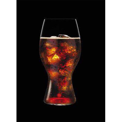 Coca Cola Glas coke Coca-Cola Trinkglas Cola Gläser | 7077 / EAN:9006206522521