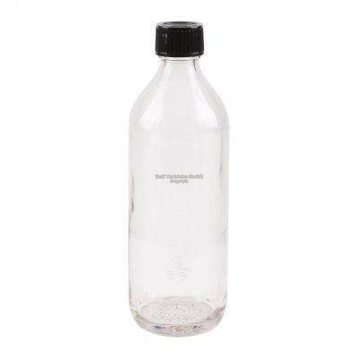 Emil Ersatzflaschen Glas Trinkflasche Glasflasche Kinderflasche Thermoflasche Flasche Schulbedarf Flasche 0,4  | 10504