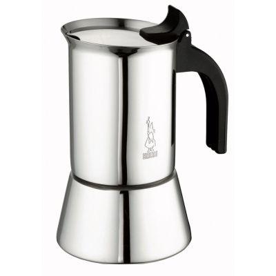 Espressokocher Venus Edelstahl Induktion Mokkakocher Espressokanne Mokkakanne Mokakocher | 9266
