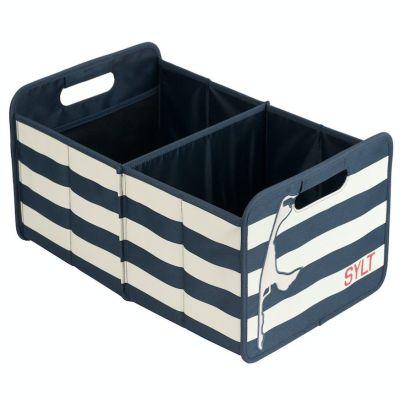 Faltbox Classic Large Sylt Aufbewahrungsbox Transportbox Klappbox Lagerbox Aufbewahrung Box Allzweck | 8977 / EAN:4260375031276