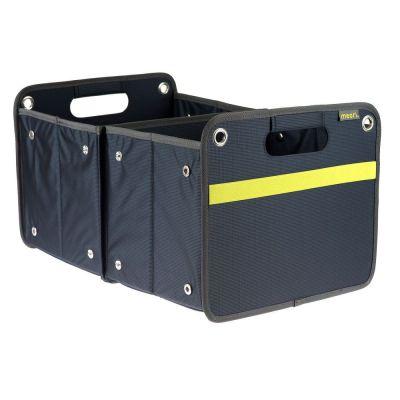 Faltbox Outdoor blau Aufbewahrungsbox Transportbox Outdoor Klappbox Lagerbox Aufbewahrung Box Allzwe | 8532 / EAN:4260375030729