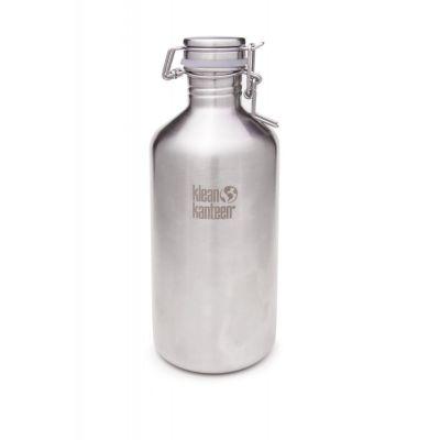 Growler Trinkflasche Edelstahl Edelstahlflasche Getränkeflasche Sportflasche 1182 ml | 1763209675 / EAN:0763332030793