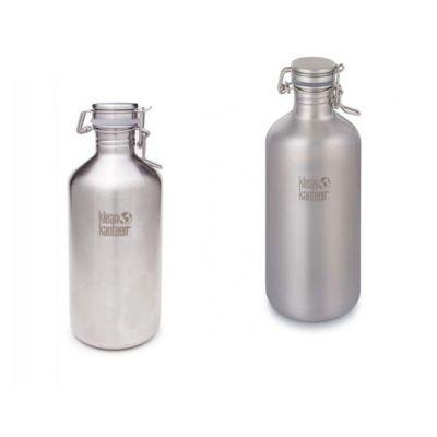 Growler Trinkflasche Edelstahl Edelstahlflasche Getränkeflasche Sportflasche | 11896