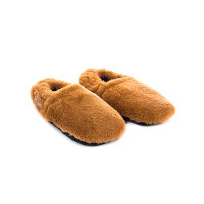 Habibi Hausschuhe 37-40 Fußwärmer Pantoffeln Wärmeschuhe warme Schuhe Mikrowelle | 14362 / EAN:4260262975201