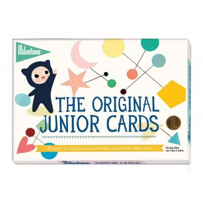Junior Cards Babytagebuch Fotoalbum Baby Kinder Babyalbum Karten Momente festhalten Fotokarten | 8462 / EAN:8718564760620