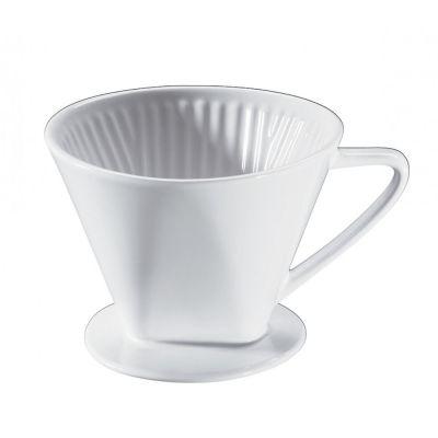Kaffeefilter Größe 4 Dauerfilter Porzellanfilter Filter Kaffeemaschine   2539 / EAN:4017166104943