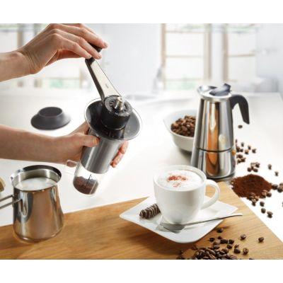 Kaffeemühle Lorenzo Kaffeepulver Coffemaker Espressomühle Kaffee Espresse Mühle mahlen Mahlwerk | 7434 / EAN:4006664163309
